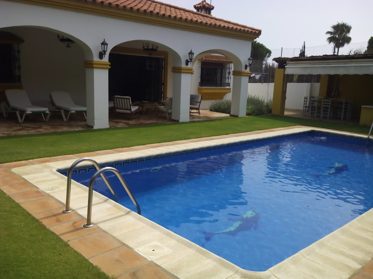 Villa  Detached for sale   in Sotogrande Alto