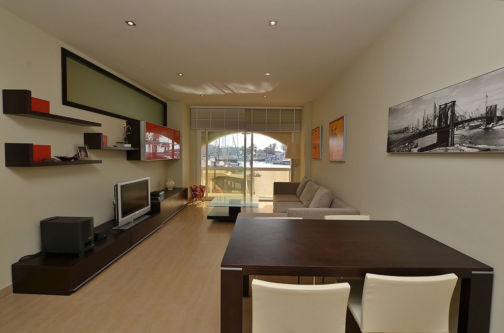 Apartment Ground Floor in Benalmadena Costa, Costa del Sol