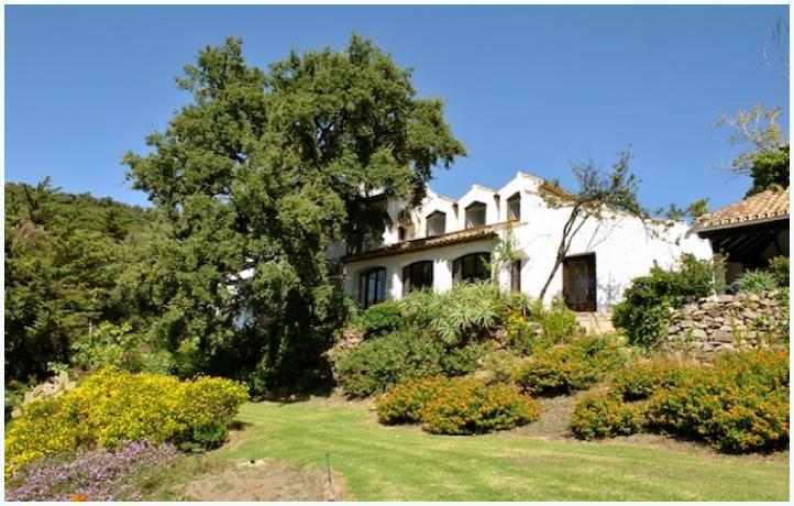 Villa  Finca en alquiler  en Casares