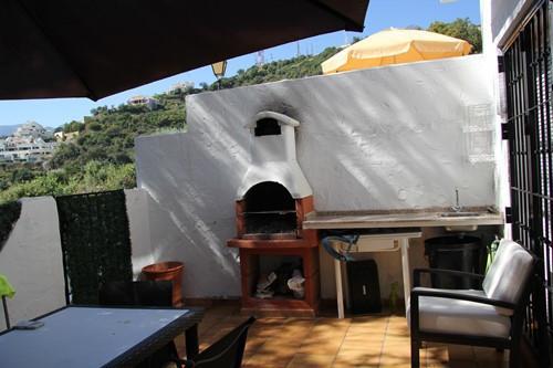 Maison Jumelée  Mitoyenne en vente   à Altos de los Monteros
