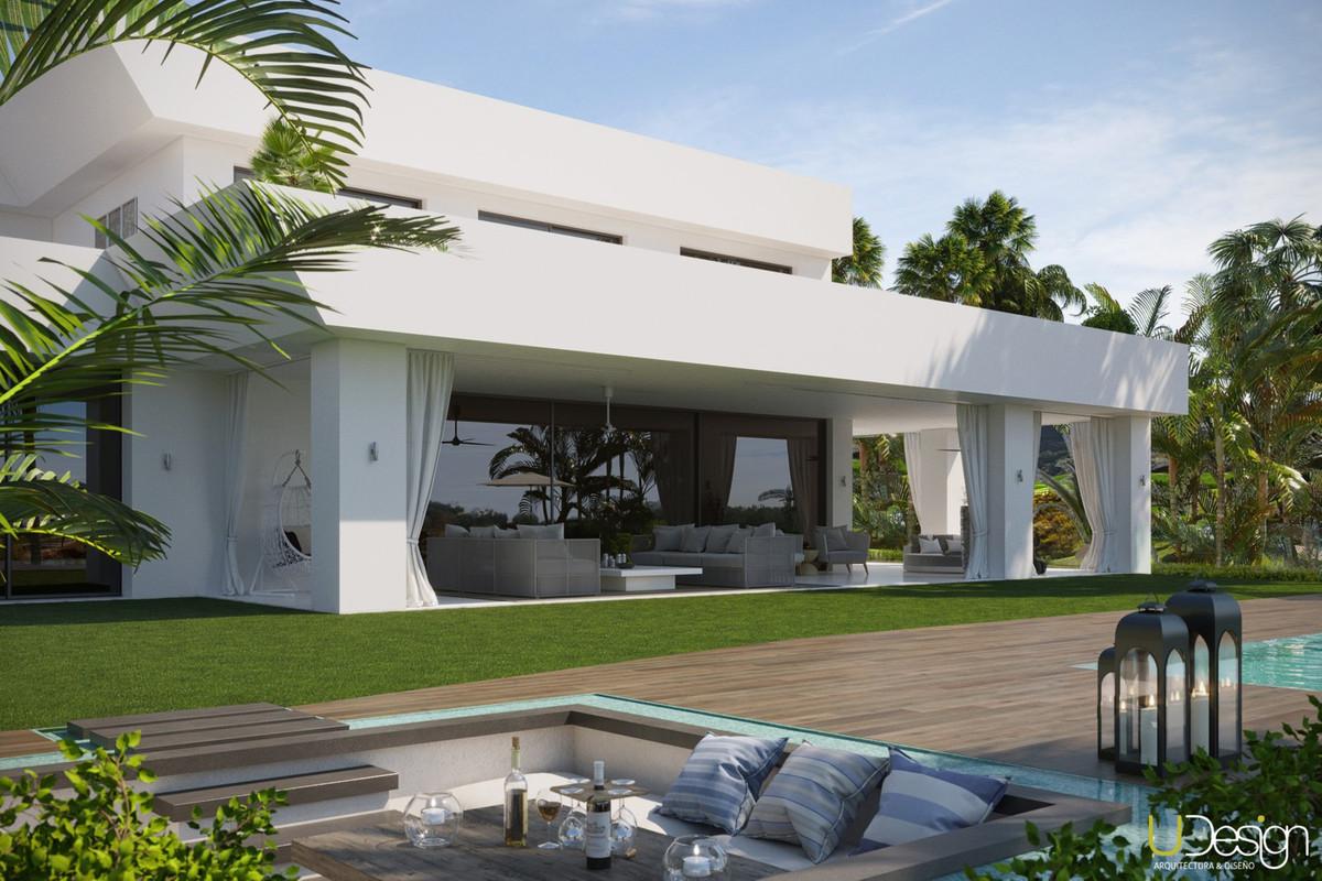 Villa, Detached for sale en Benahavís