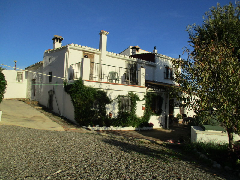 Villa  Finca en vente   à Casarabonela