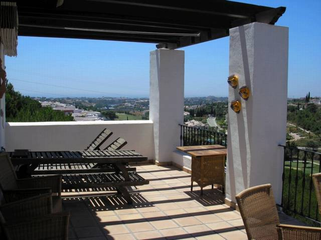 Appartement Penthouse à La Quinta, Costa del Sol