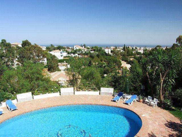 Villa Individuelle à Campo Mijas, Costa del Sol