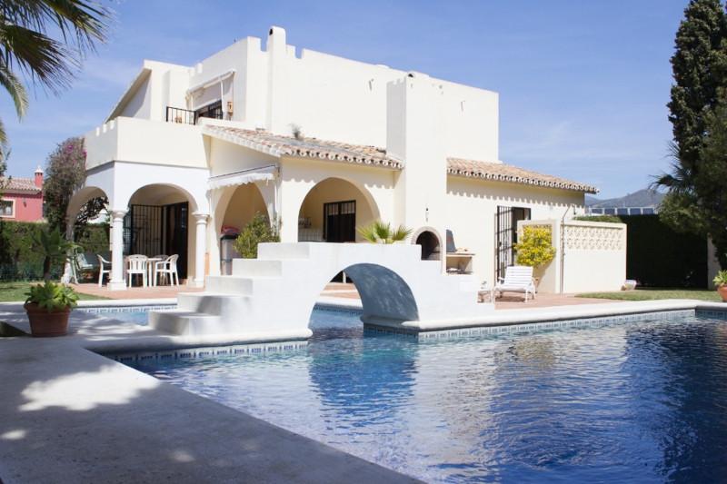Villa  Detached for sale   in Marbella