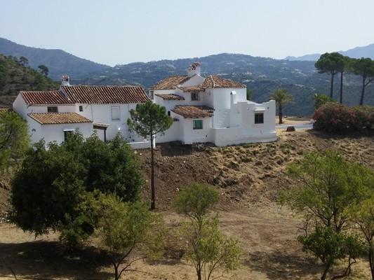 Villa  Finca en venta   en Benahavís