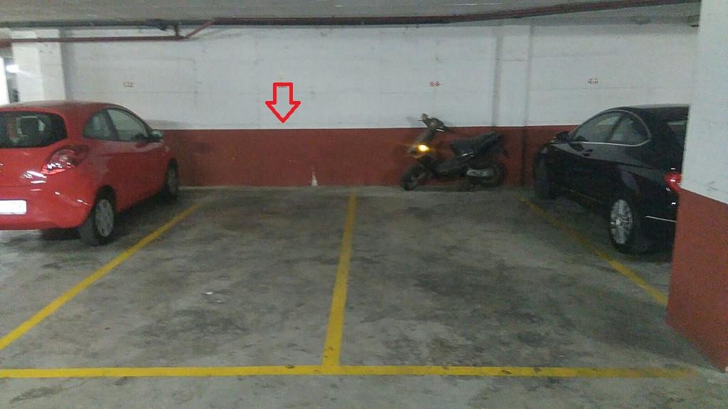 Commercial, Parking Space  for sale    en Los Pacos