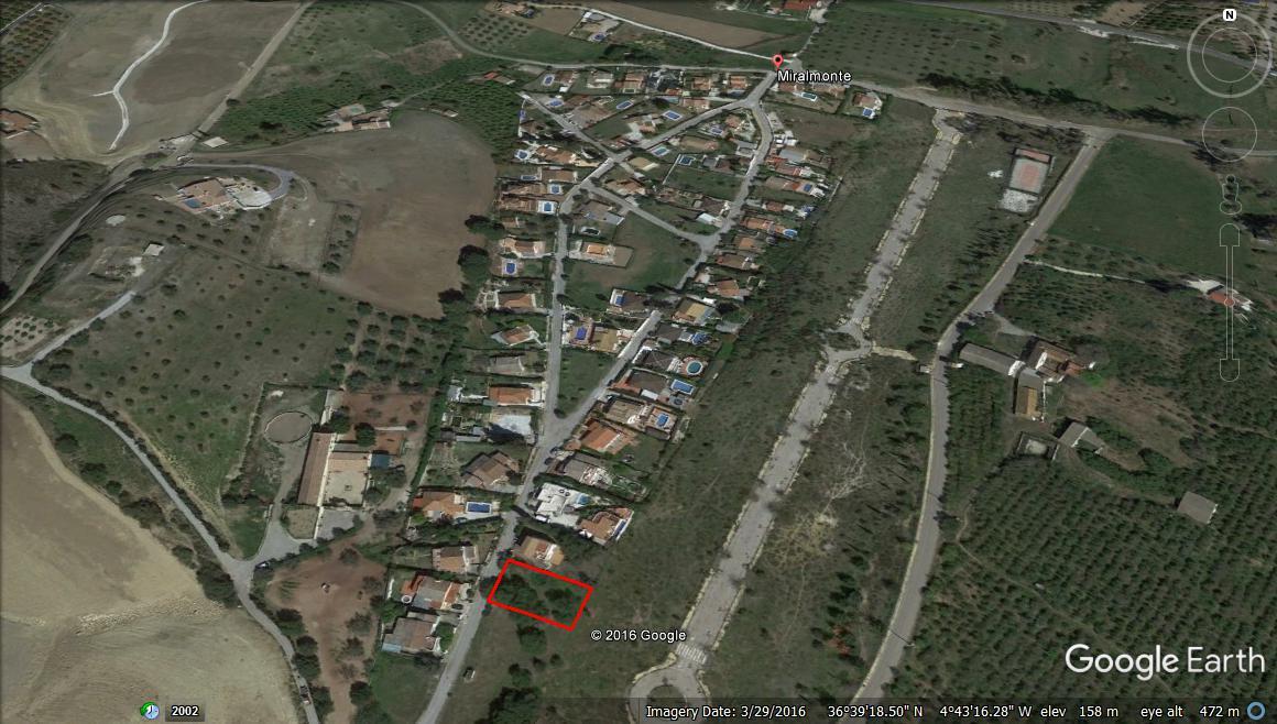 Terrain  Résidentiel en vente   à Coín