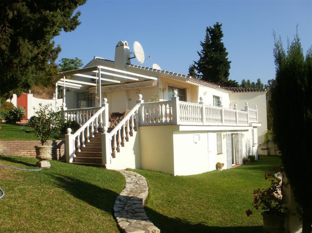 Villa  Detached for sale   in Campo Mijas