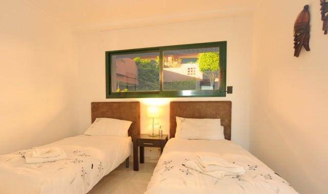 Appartement Rez-de-chaussée à Artola, Costa del Sol