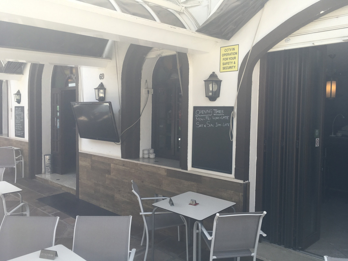 Commerce  Restaurant en vente   à La Carihuela