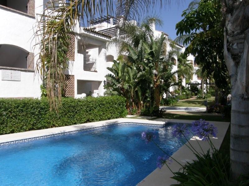 Apartment  Ground Floor for sale   in San Pedro de Alcántara