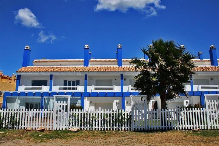 Maison Jumelée Mitoyenne à Costalita, Costa del Sol