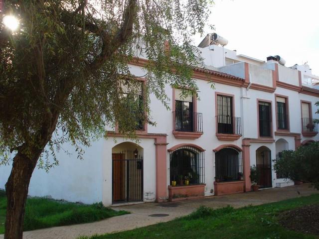 Maison Jumelée  Mitoyenne en vente   à Cancelada