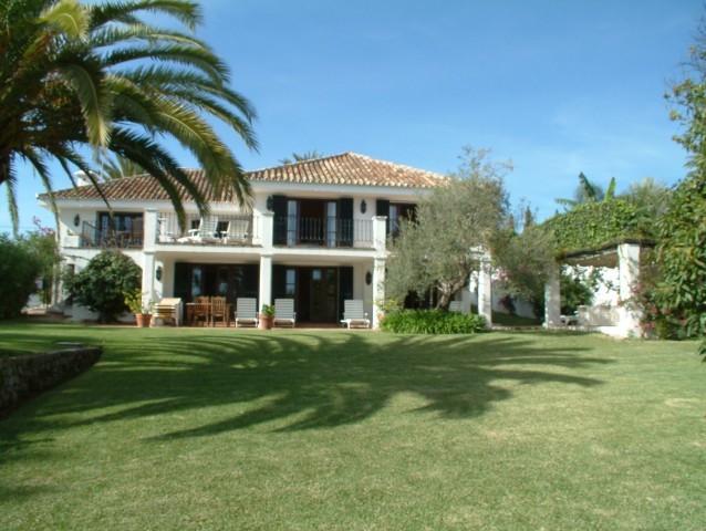 Villa  Individuelle en location  à Marbella