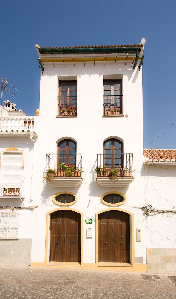 Townhouse Terraced in Yunquera, Costa del Sol