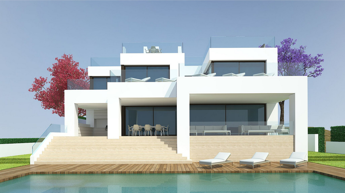 Villa  Detached for sale   in Nueva Andalucía