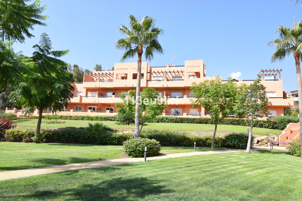 Situated right next to Finca Cortesin Hotel, Golf & Spa, this south facing penthouse offers peac,Spain