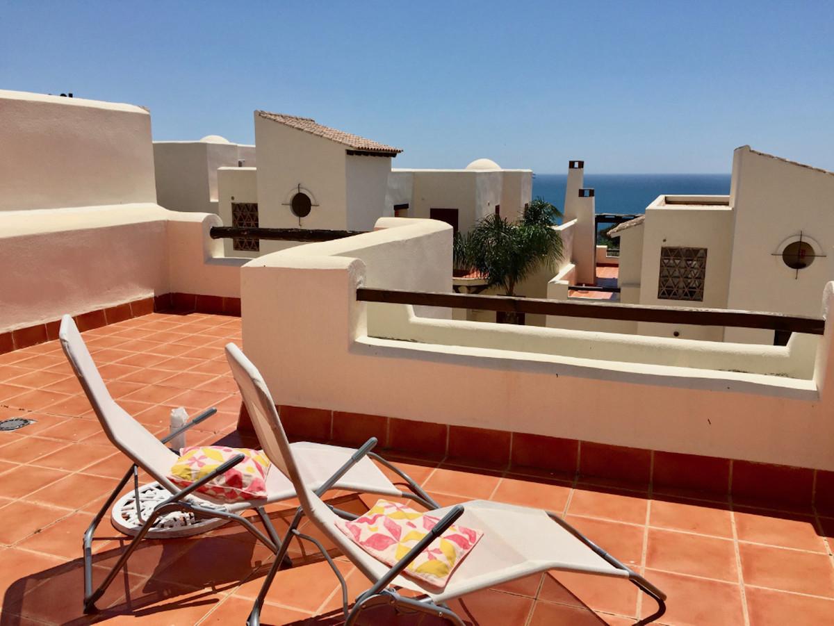 Penthouse i Casares Playa R3576790