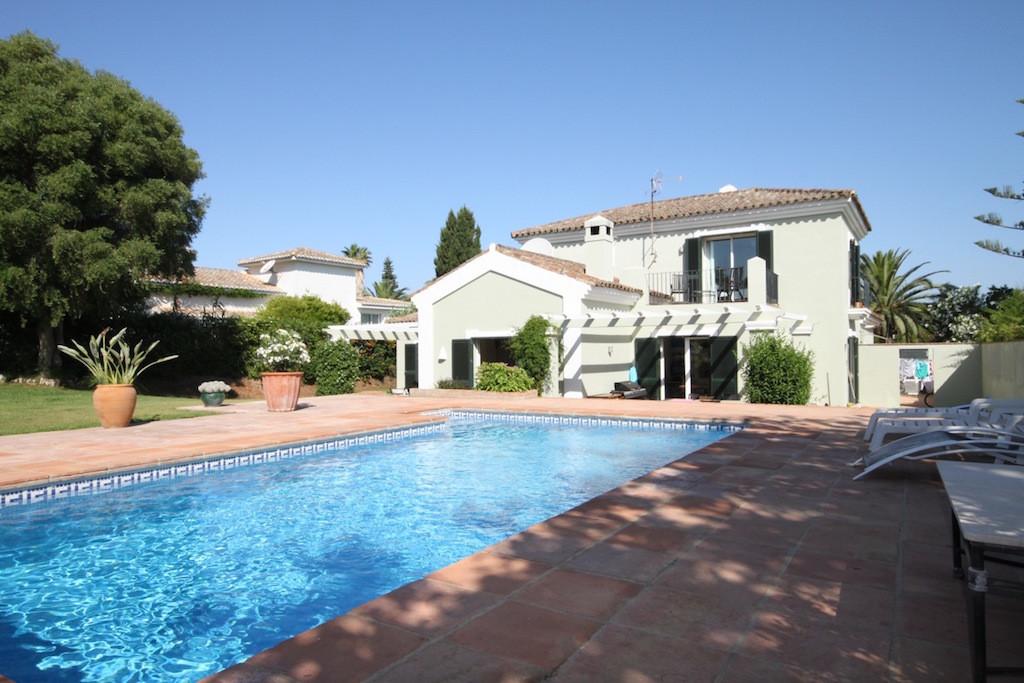 R3221299: Villa in Sotogrande Costa
