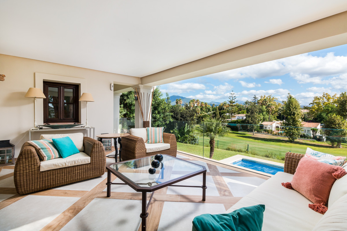 Detached Villa in Guadalmina Alta