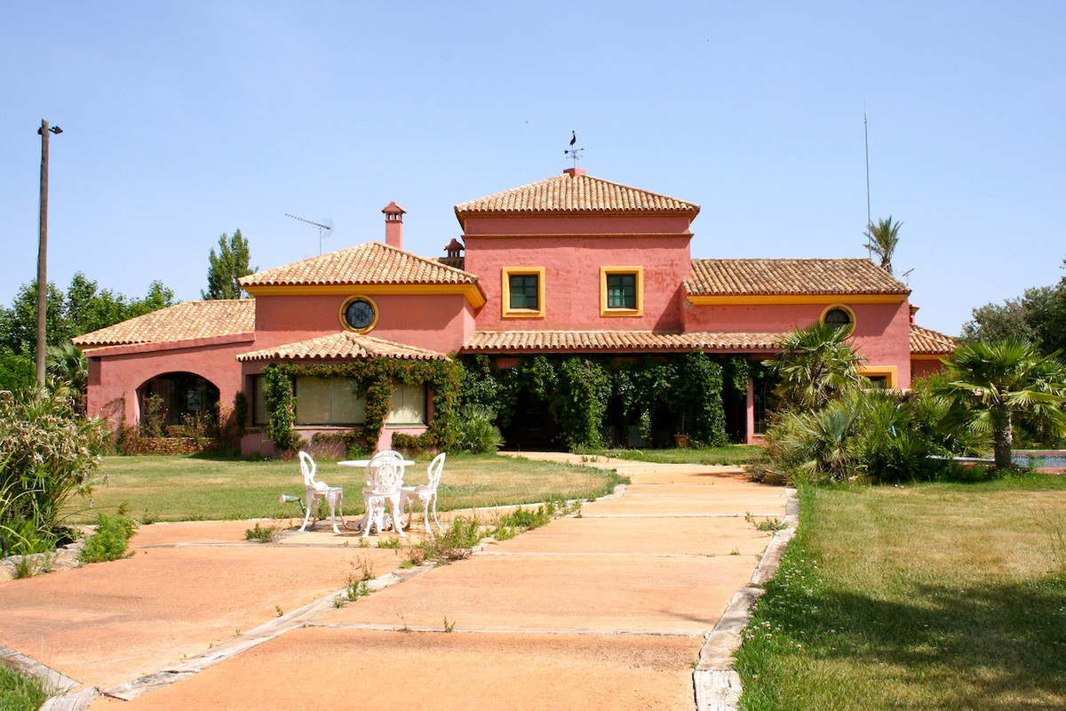 This amazing country estate is situated approximately 10 km east of Ronda. Set in an area of natural,Spain