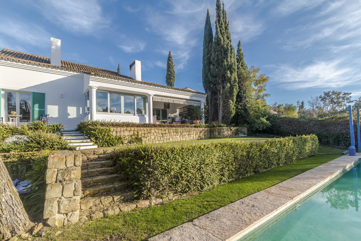 Villa 5 Dormitorios en Venta Sotogrande Costa