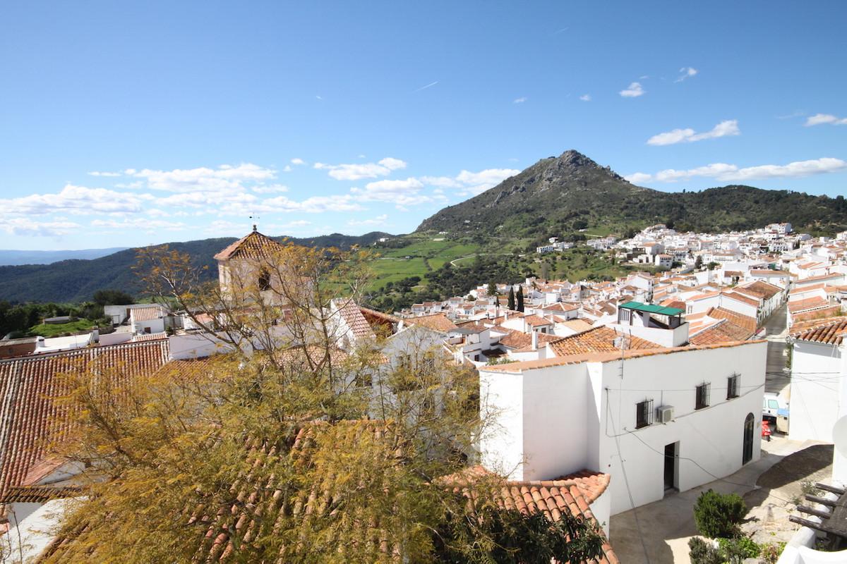Gaucín Spain
