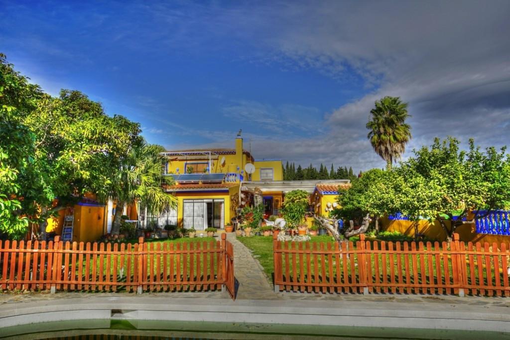 Detached Villa in El Padron