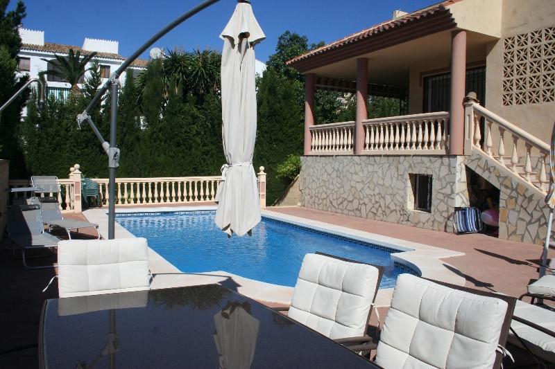 Villa Independiente en Riviera del Sol, Costa del Sol