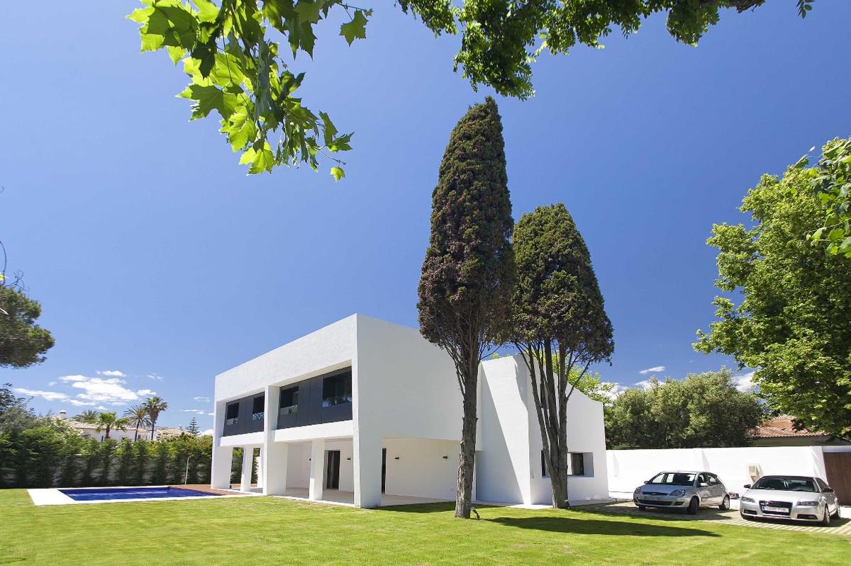 Villa 4 Dormitorios en Venta Puerto Banús