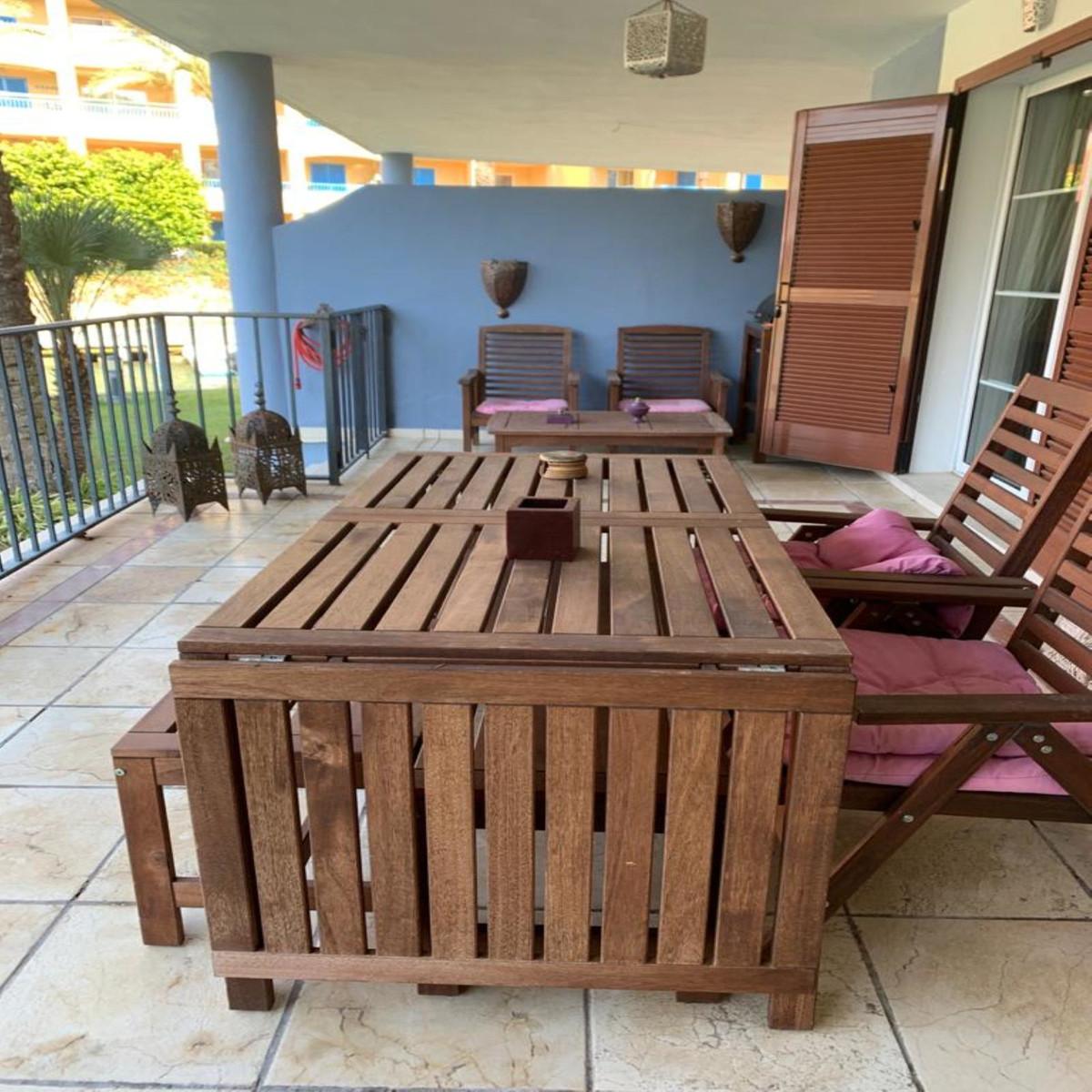 Appartement  Rez-de-chaussée en vente   à Sotogrande Marina
