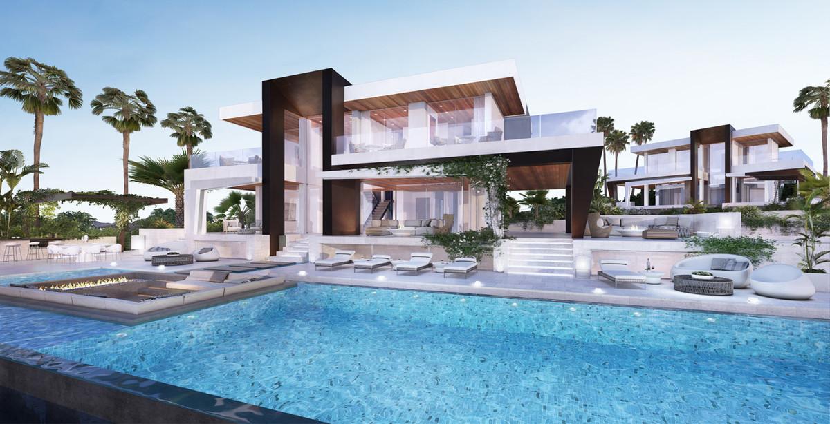 Villas in Estepona R3482323