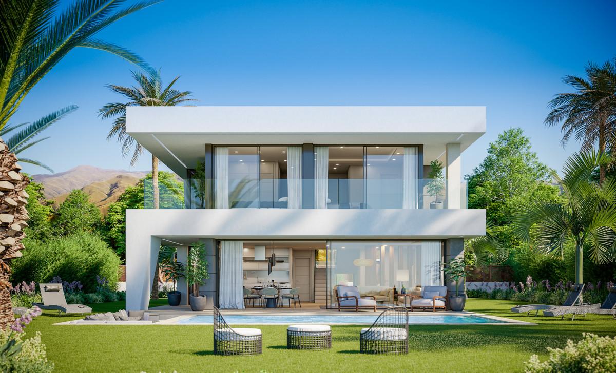 Villas in Manilva R3445609