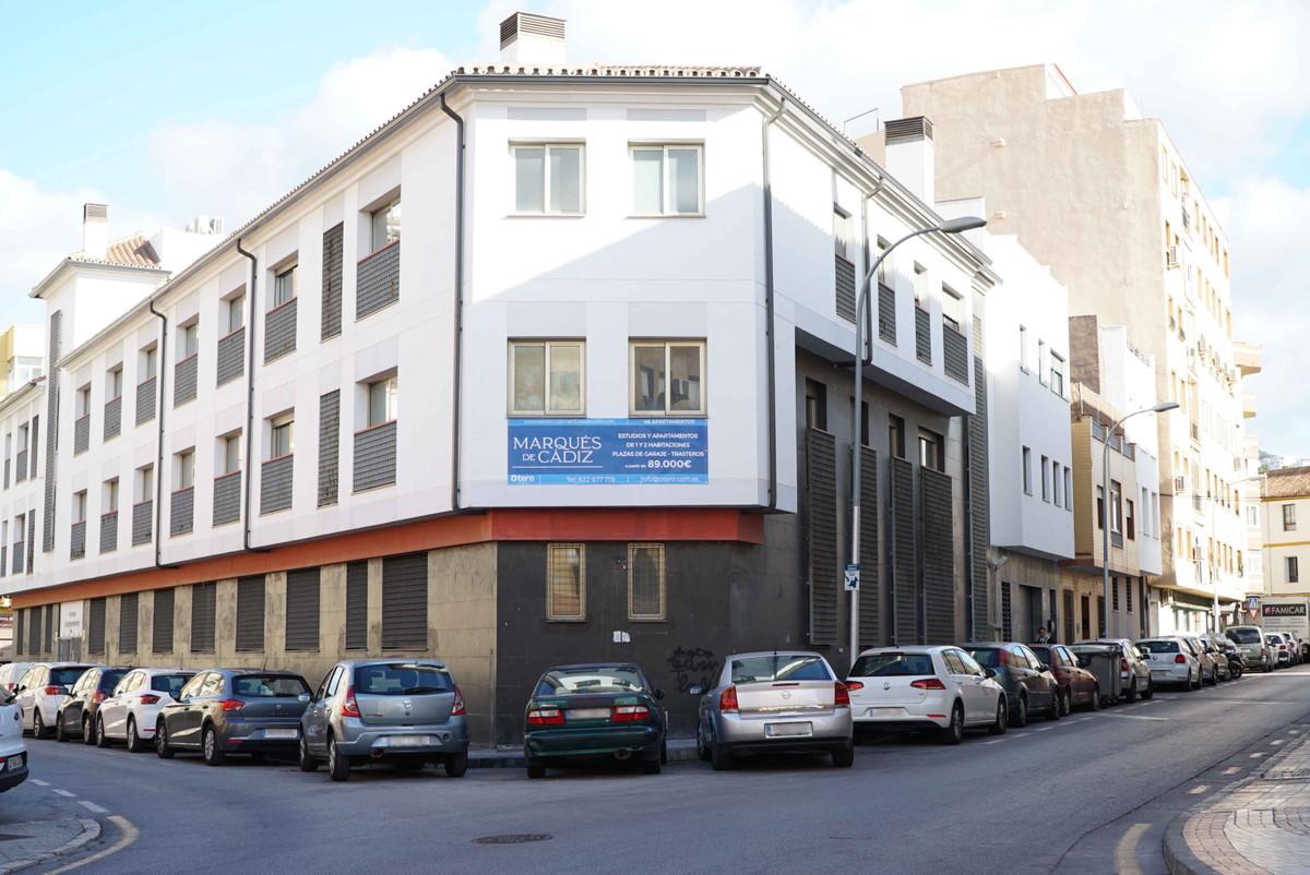Apartments in Málaga R3554179