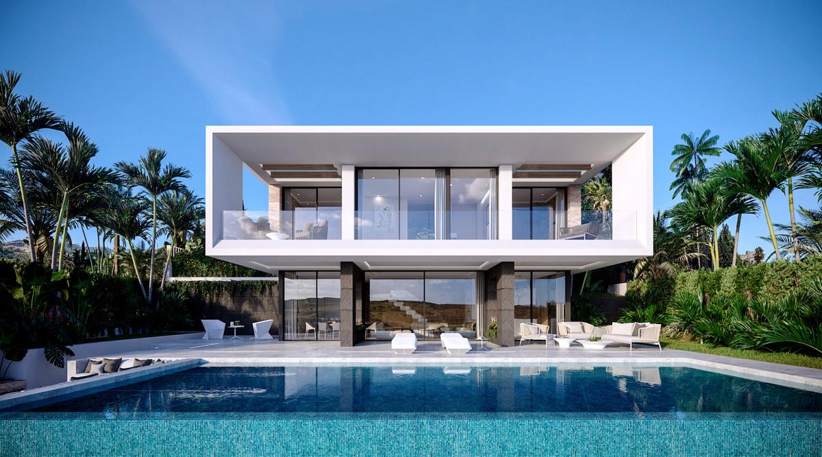 Villas in Estepona R3445606