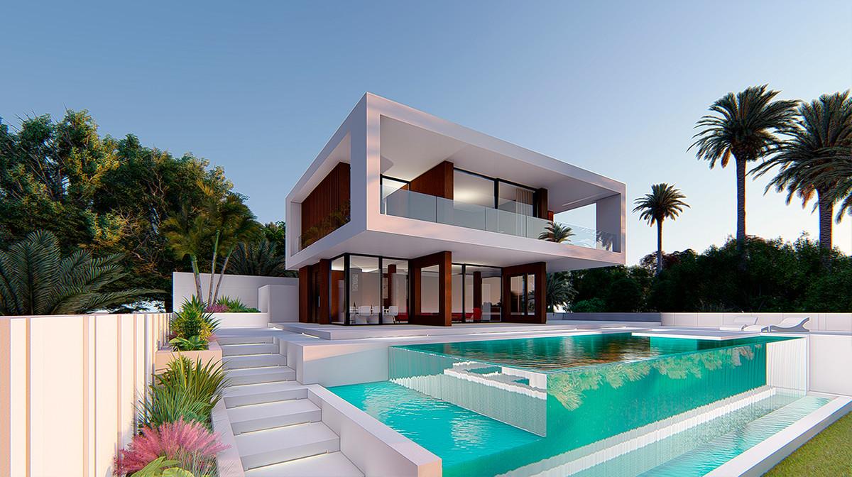 Villas in Estepona R3445597