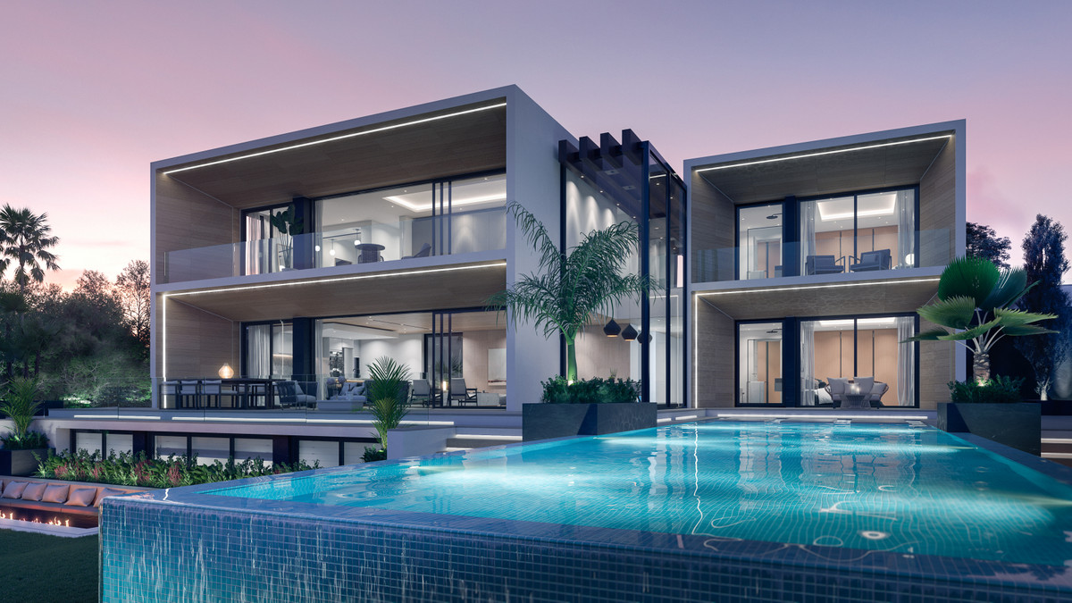 Detached Villa for sale in Benahavís R3660149