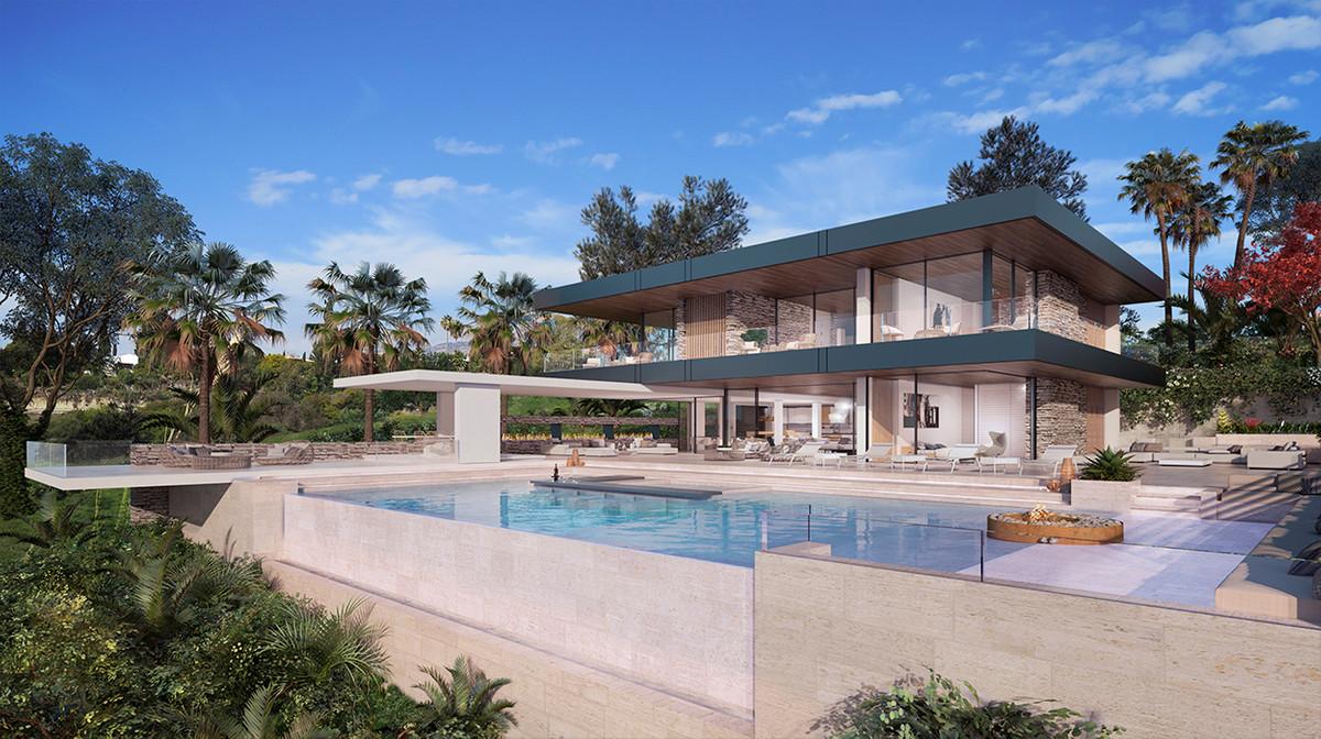 Villaer Til salg i La Quinta (Marbella) MV4518751