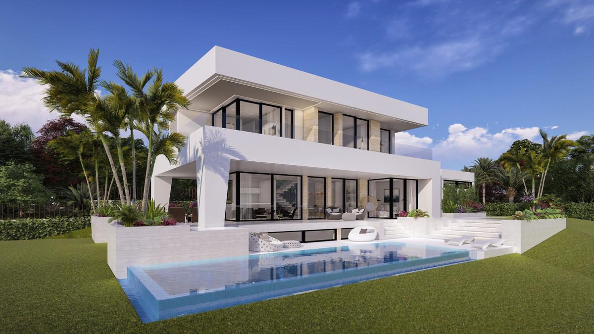 Villas in La Cala de Mijas R3401758