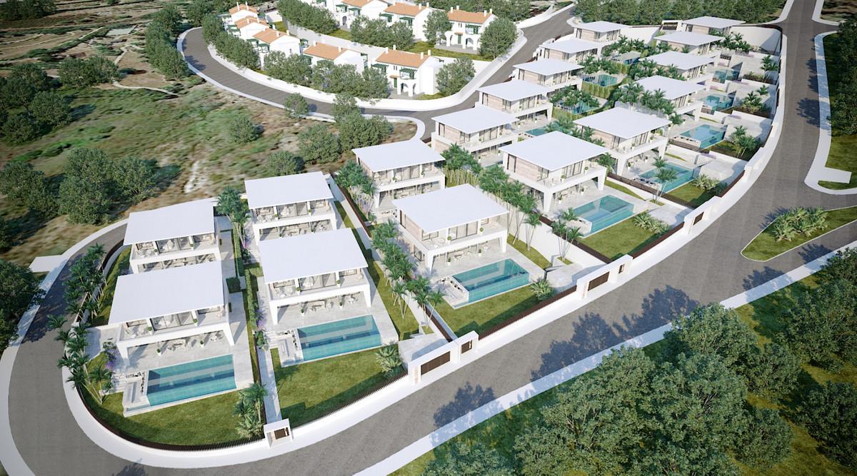 Villas in Manilva R3341992
