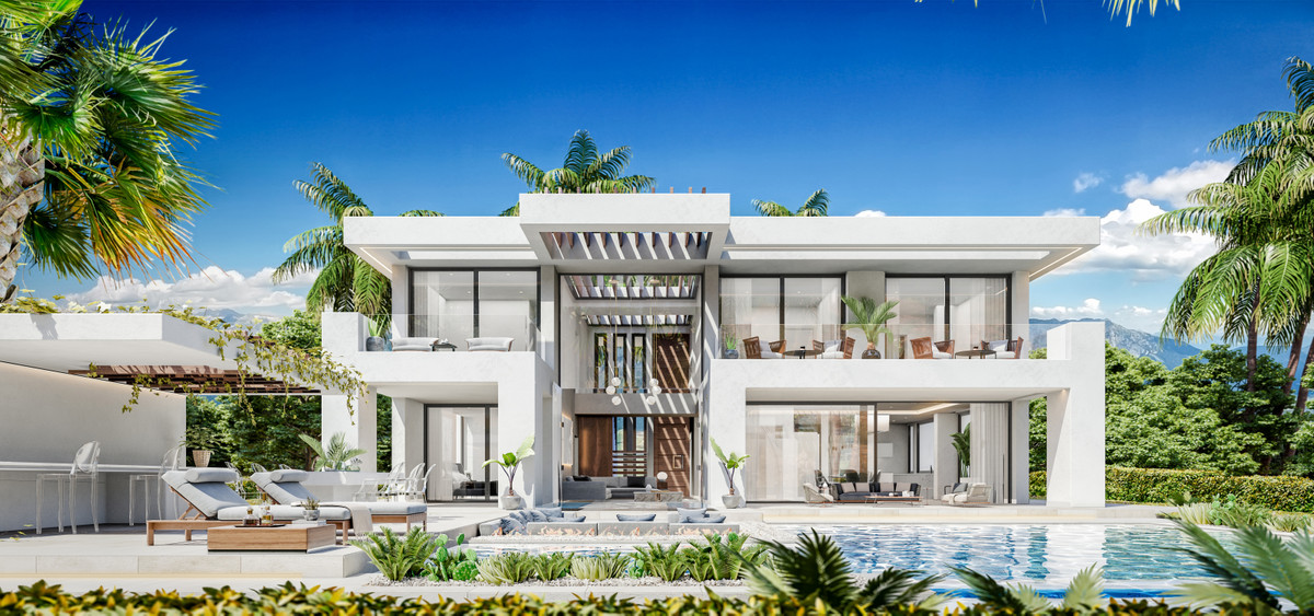 Villas in Estepona R3471307