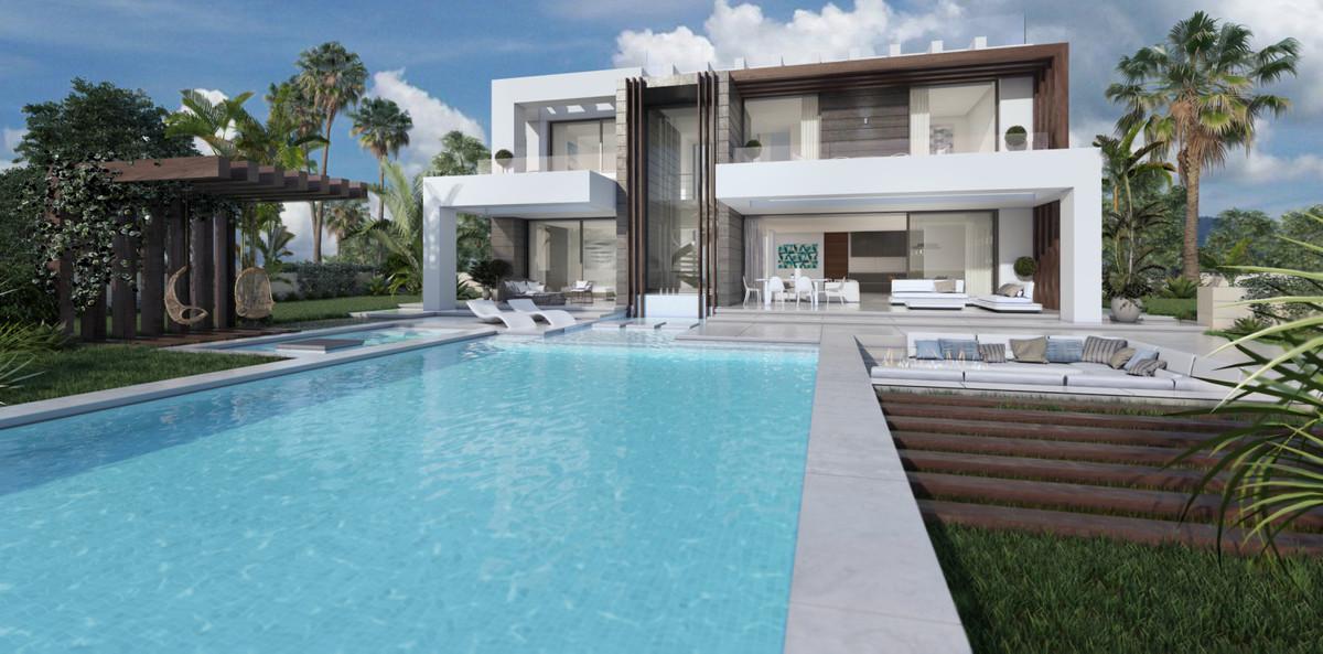 Villas in Manilva R3341989