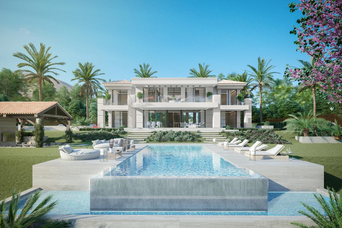 Detached Villa for sale in Benahavís R3660155
