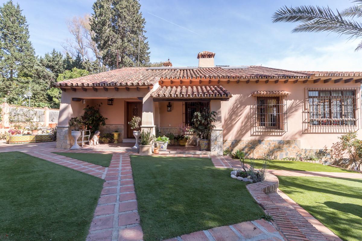 Ref:R3617753 Villa For Sale in Torremolinos