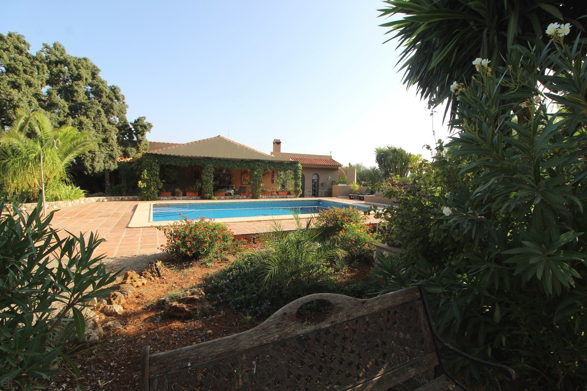 Ref:CR3235315 Villa For Sale in Alhaurín el Grande