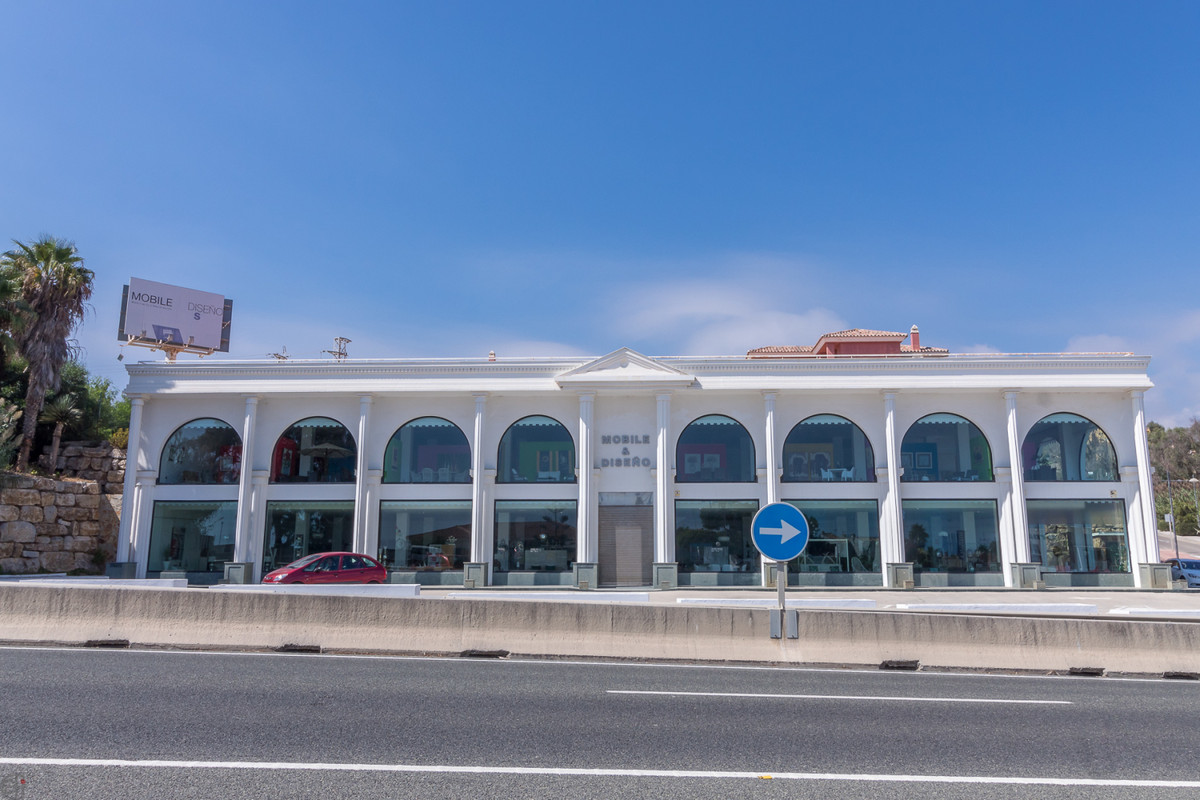 R3509866: Commercial - Shop for sale in Manilva