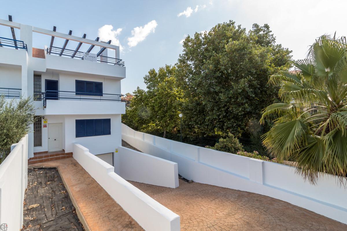 Spacious corner house in Santa Margarita. Close to the beach between Alcaidesa and La Linea.  This h,Spain