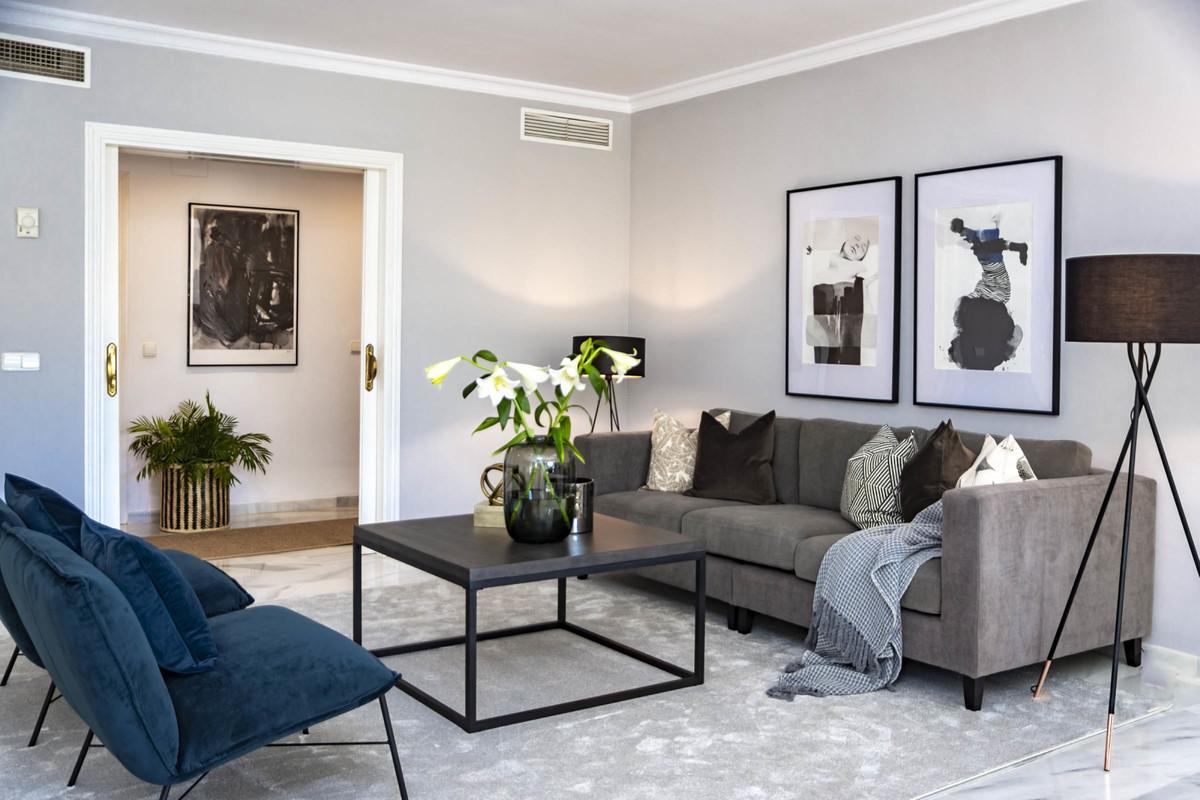 Apartment Ground Floor Guadalmina Baja Málaga Costa del Sol R3436369 4