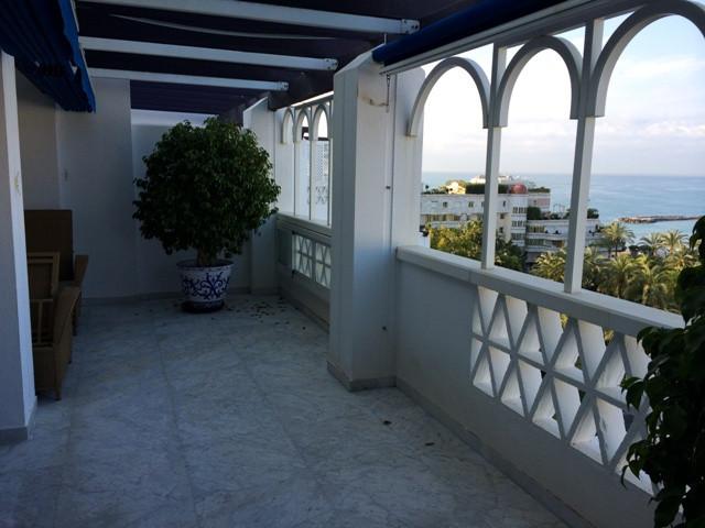 Apartamento Ático 4 Dormitorio(s) en Venta Puerto Banús